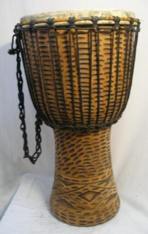 Джембе из Ганы, 13 дюймов. Код 12-19