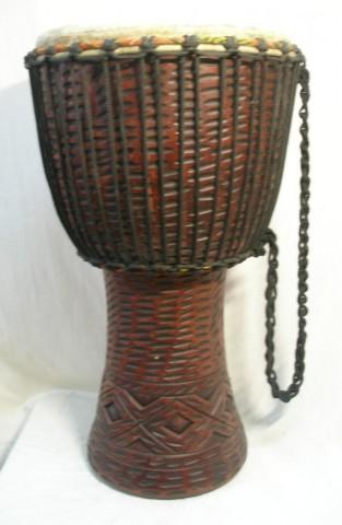 Джембе из Ганы, 14 дюймов. Код 14-11