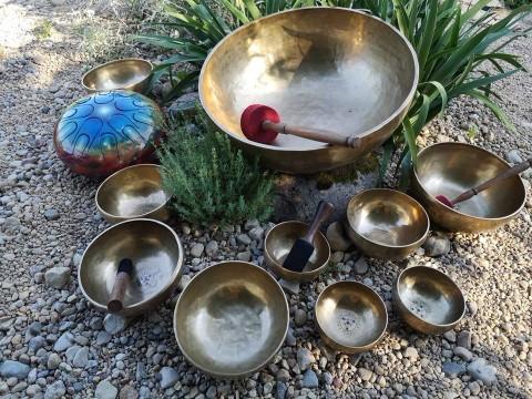 Поющие (тибетские) чаши.