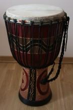 Джембе из Ганы - диаметр 13 дюймов