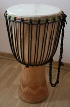 Джембе из Ганы, 13 дюймов. Код 12-11