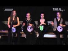 Lilish band на Tribal Light 2015 Hossam Ramzy