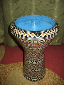 Египетские и турецкие дарбуки