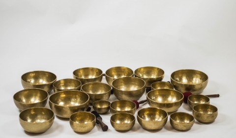 Поющие чаши из Непала