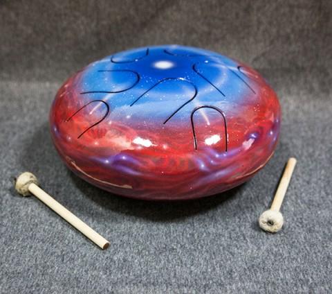 Хэппи-драм (глюкофон) 30 см на 10 язычков Космо. ЦЕНА - 570 BYN / 190 EUR