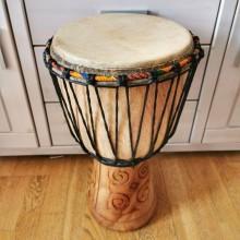 Джембе из Ганы, 12 дюймов. Стоимость - 565 BYN (180 EUR)