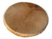 Шаманские бубны без рисунка 50, 60, 70 см