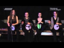 Lilish band на Tribal Light 2015 Hossam Ramzy